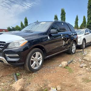 Mercedes-Benz M Class 2014 Black | Cars for sale in Abuja (FCT) State, Lokogoma