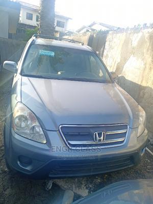 Honda CR-V 2005 Automatic Gray | Cars for sale in Lagos State, Amuwo-Odofin