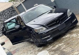 Mercedes-Benz C300 2011 Black   Cars for sale in Lagos State, Ikotun/Igando