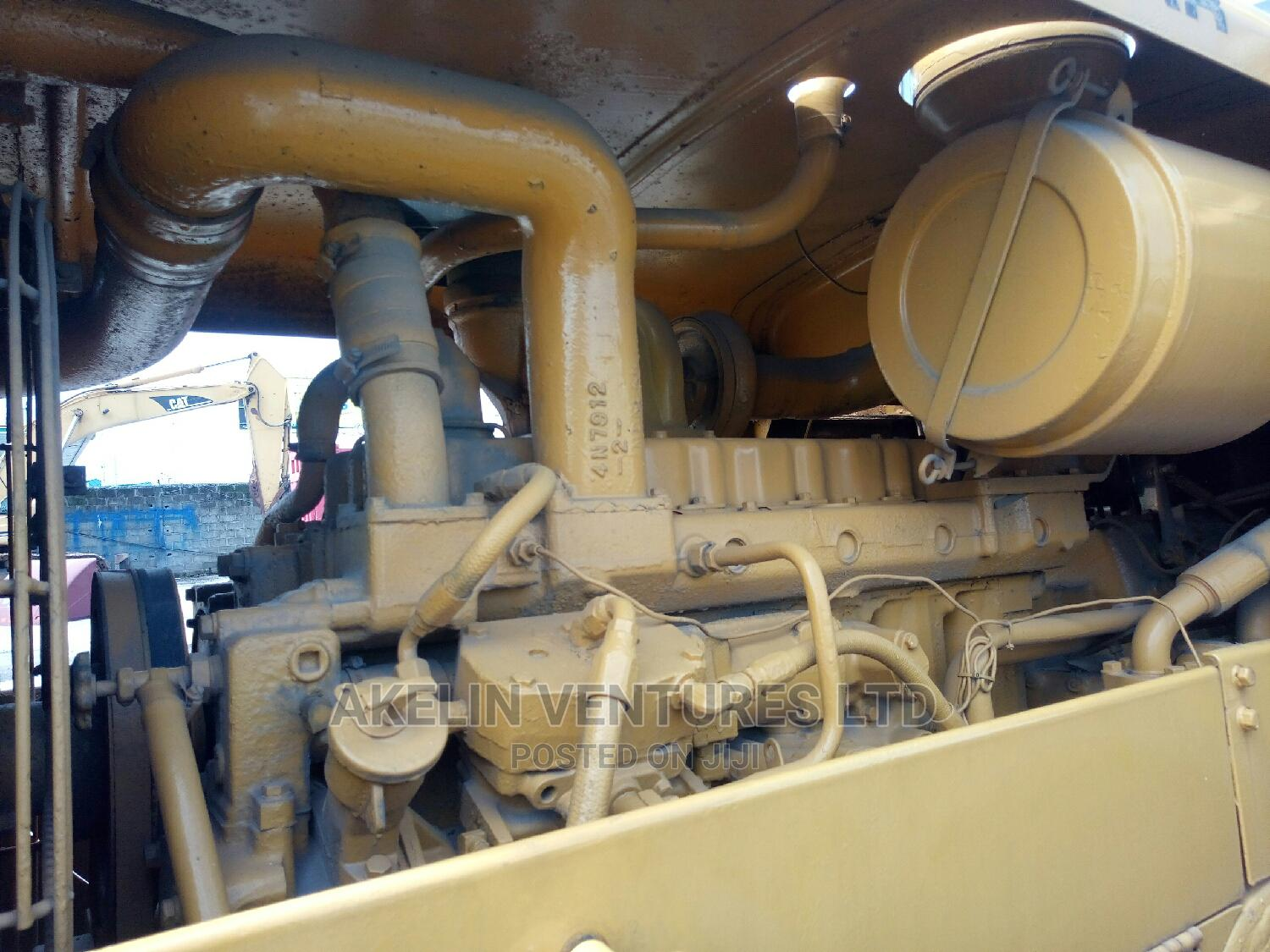 980 B Pay Loader. | Heavy Equipment for sale in Amuwo-Odofin, Lagos State, Nigeria