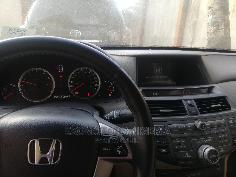 Archive: Honda Accord 2008 2.4 EX-L Automatic Gold