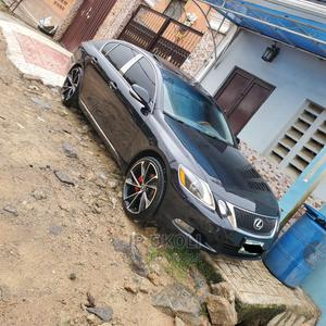 Lexus GS 2008 Black | Cars for sale in Anambra State, Onitsha
