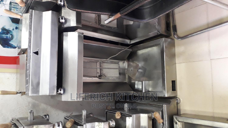 Archive: Shawarma Machine With Toaster