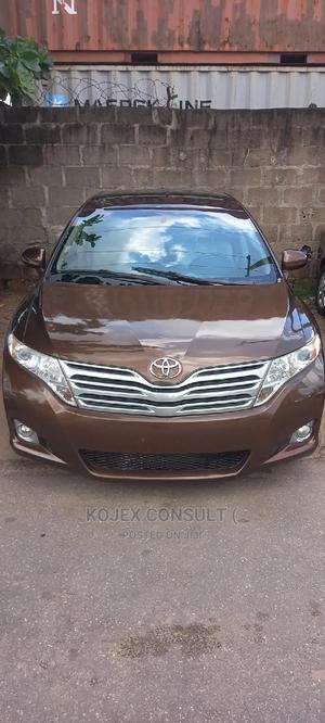 Toyota Venza 2010 V6 AWD Brown   Cars for sale in Lagos State, Ikeja