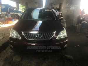 Lexus RX 2008 Brown | Cars for sale in Lagos State, Apapa