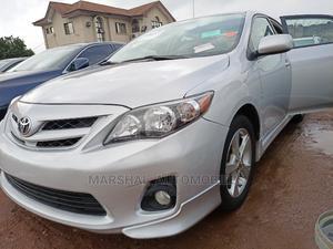 Toyota Corolla 2012 Silver | Cars for sale in Edo State, Benin City