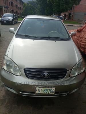 Toyota Corolla 2004 LE Gold | Cars for sale in Abuja (FCT) State, Asokoro
