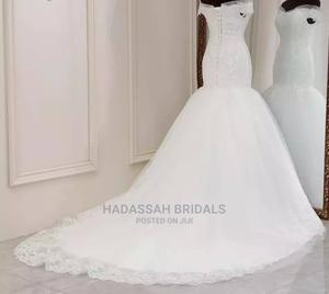 Plus Size Mermaid Gown | Wedding Wear & Accessories for sale in Lagos State, Gbagada
