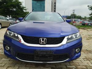 Honda Accord 2013 Blue   Cars for sale in Abuja (FCT) State, Central Business District