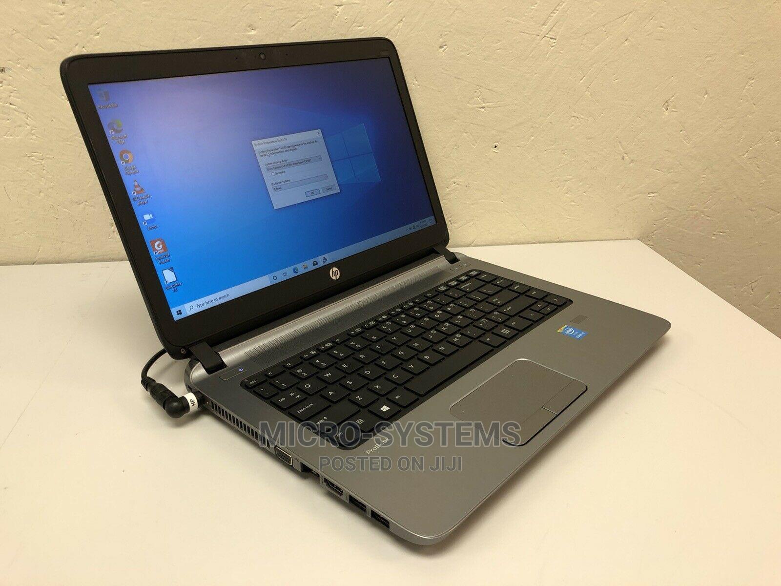 Laptop HP ProBook 440 G2 8GB Intel Core I5 HDD 500GB