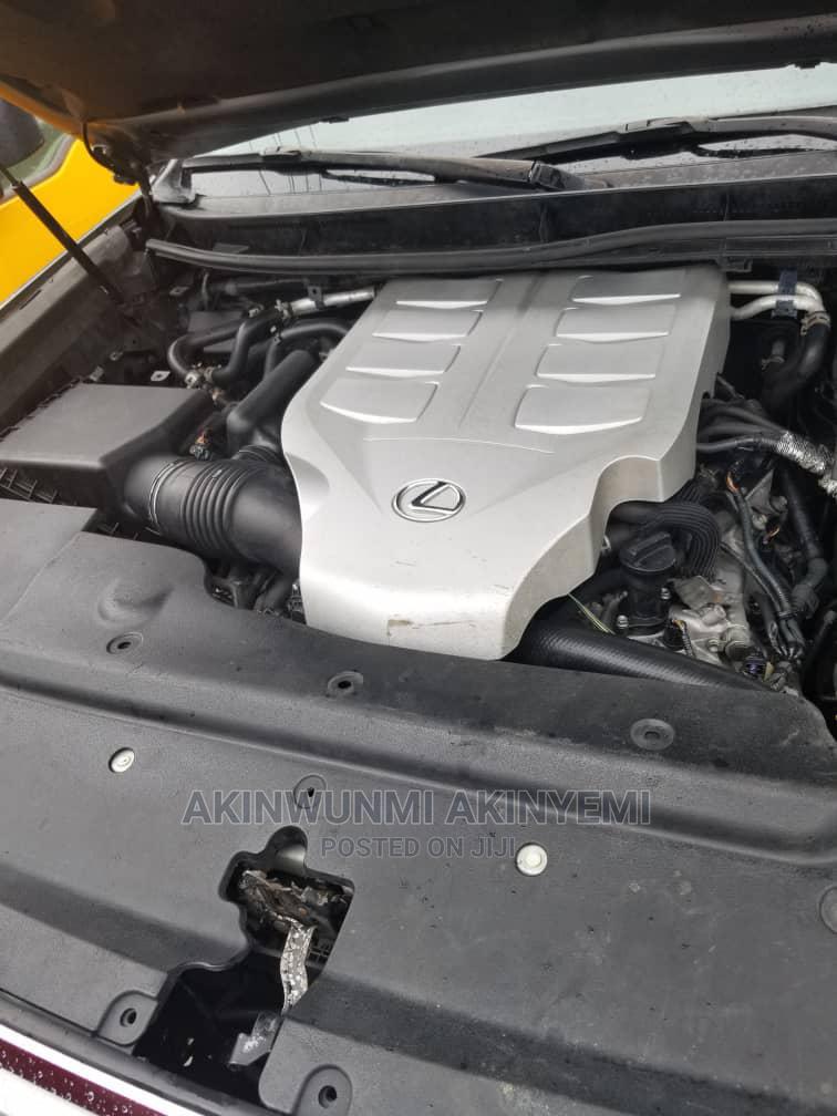 Archive: Lexus GX 2011 460 Gray