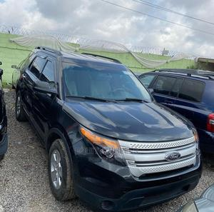 Ford Explorer 2014 Black   Cars for sale in Lagos State, Ogba