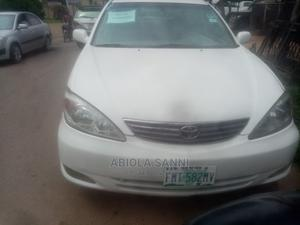 Toyota Camry 2004 White | Cars for sale in Oyo State, Ibadan