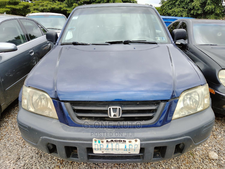 Archive: Honda CR-V 2004 Blue