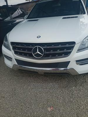 Mercedes-Benz M Class 2015 White   Cars for sale in Abuja (FCT) State, Garki 2