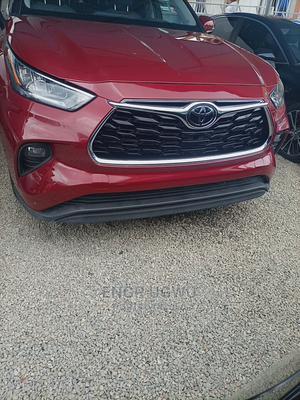Toyota Highlander 2020 Red   Cars for sale in Abuja (FCT) State, Garki 2
