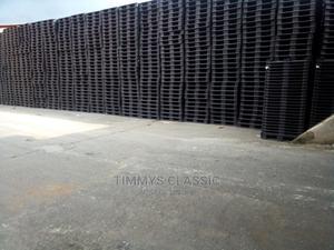Bulk Black Wearhouse Plastic Pallets | Store Equipment for sale in Lagos State, Alimosho