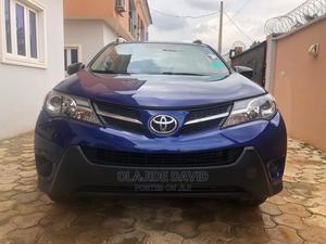 Toyota RAV4 2014 Blue | Cars for sale in Lagos State, Ojodu