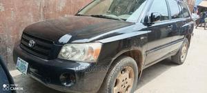 Toyota Highlander 2006 Limited V6 4x4 Black   Cars for sale in Lagos State, Ojo