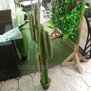 Brilliant Potted Artificial Cactus Plant for Sale in Ikeja | Garden for sale in Lagos State, Ikeja