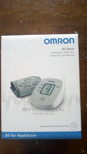 OMRON M2 Basic Automatic Upper Arm Blood Pressure Monitor   Medical Supplies & Equipment for sale in Lagos State, Isolo