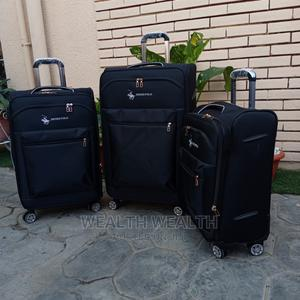 Executive Swiss Polo Trolley Luggage Bag | Bags for sale in Lagos State, Ikeja