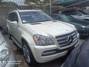 Mercedes-Benz GL Class 2012 GL 550 White   Cars for sale in Lagos State, Ikeja