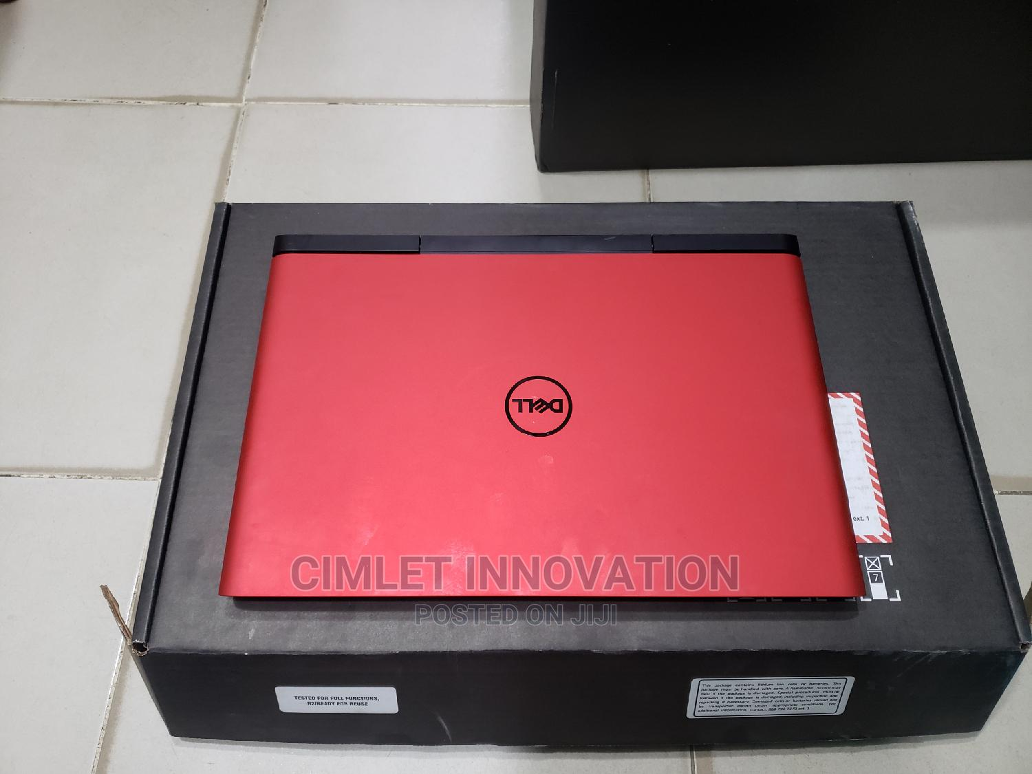 Laptop Dell G5 8GB Intel Core I7 SSHD (Hybrid) 1T | Laptops & Computers for sale in Ikeja, Lagos State, Nigeria