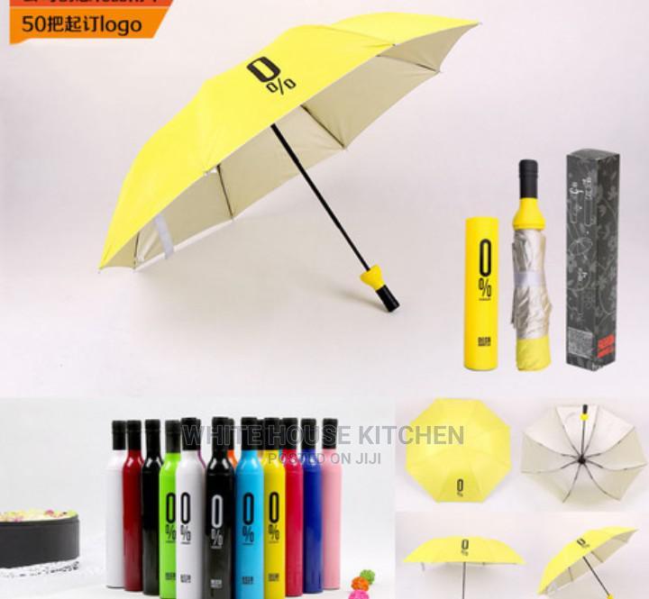 Archive: Bottled Umbrella