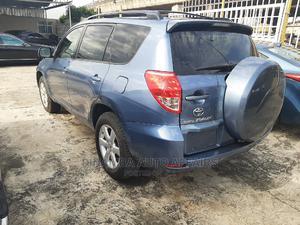 Toyota RAV4 2008 Limited V6 Blue | Cars for sale in Lagos State, Surulere