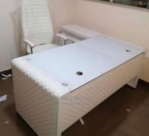 Imported Executive Office Table and Chairs | Furniture for sale in Lagos State, Ajah
