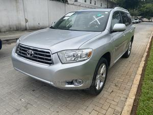 Toyota Highlander 2009 Limited 4x4 Silver   Cars for sale in Lagos State, Ikoyi