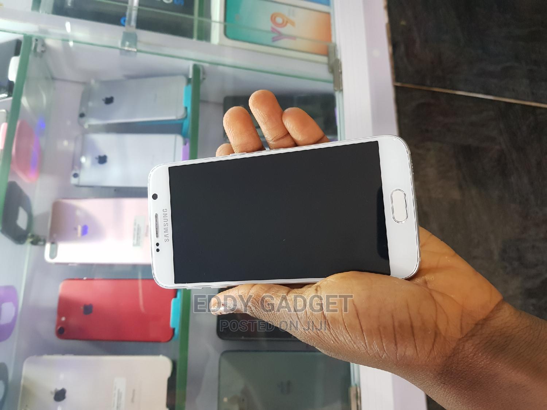Samsung Galaxy S6 32 GB White