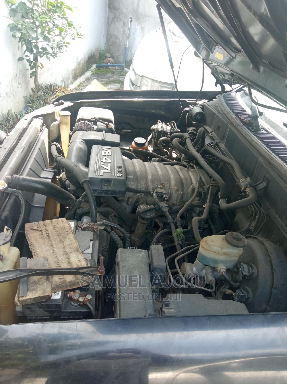 Archive: Toyota Sequoia 2004 Black