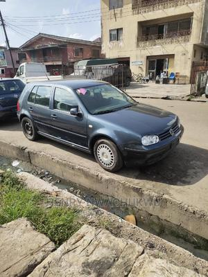 Volkswagen Golf 2004 Black   Cars for sale in Lagos State, Apapa