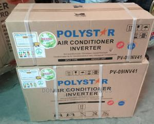 Polystar 1hp Inverter Split AC 100%Copper Kits Fast Cooling   Home Appliances for sale in Lagos State, Ojo