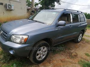 Toyota Highlander 2005 V6 Blue   Cars for sale in Oyo State, Ibadan