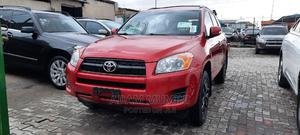 Toyota RAV4 2011 2.5 4x4 Red | Cars for sale in Lagos State, Ajah