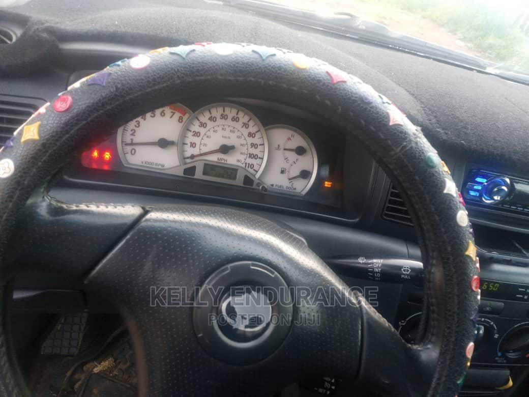 Archive: Toyota Corolla 2008 Verso 1.8 VVT-i Automatic Blue