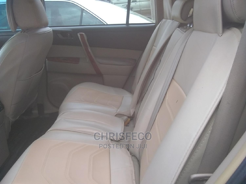 Archive: Toyota Highlander 2008 Gray