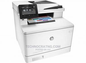 Hp Color Laserjet PRO MFP M479fnw Printer   Printers & Scanners for sale in Lagos State, Ikeja