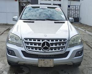 Mercedes-Benz M Class 2011 ML 350 4Matic Silver   Cars for sale in Lagos State, Yaba