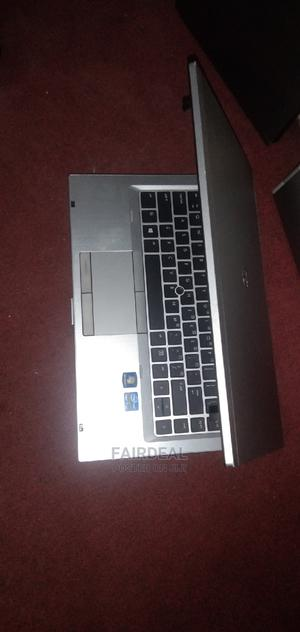 Laptop HP EliteBook 8470P 4GB Intel Core I7 HDD 320GB   Laptops & Computers for sale in Lagos State, Ikeja