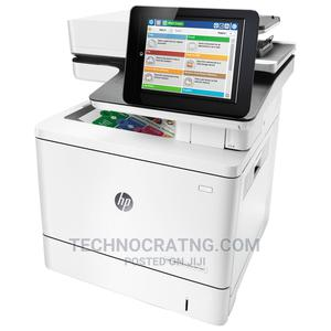 HP Color Laserjet Enterprise MFP M578dn Printer   Printers & Scanners for sale in Lagos State, Ikeja