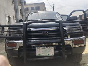 Toyota 4-Runner 2002 Black | Cars for sale in Rivers State, Port-Harcourt