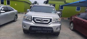 Honda Pilot 2008 EX 4x4 (3.5L 6cyl 5A) Silver | Cars for sale in Lagos State, Ajah