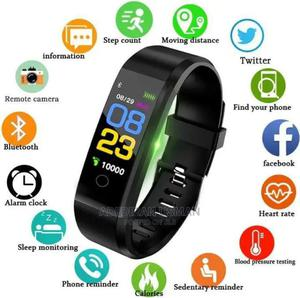 115 Plus Smart Band | Smart Watches & Trackers for sale in Ondo State, Akure