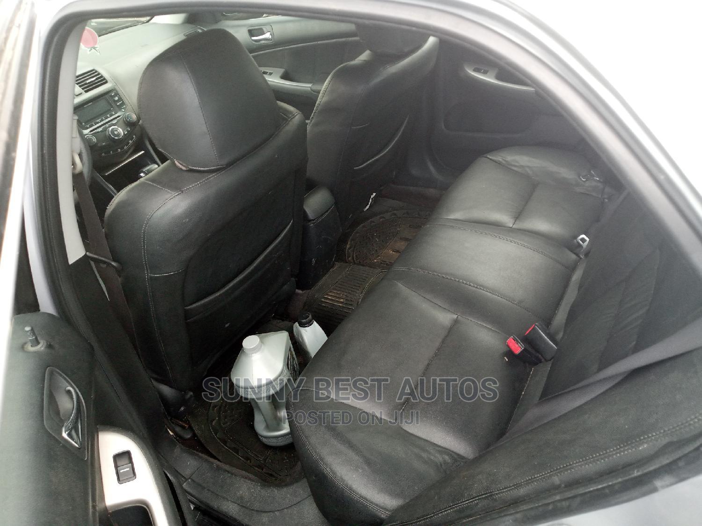 Archive: Honda Accord 2005 Automatic Silver