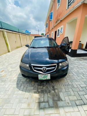 Acura TSX 2005 Automatic Black | Cars for sale in Lagos State, Lekki