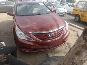 Hyundai Sonata 2011 Red   Cars for sale in Lagos State, Maryland